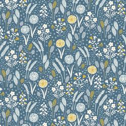Meadow in Blue