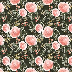 Rhapsody Blooms in Deep Ivy