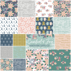 Comfort and Joy Fat Quarter Bundle