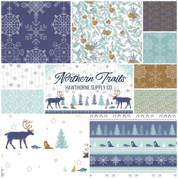 Northern Trails Fat Quarter Bundle