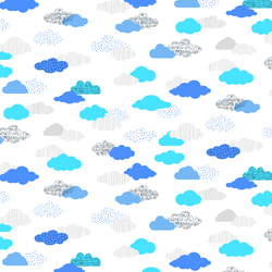On Cloud Nine in White