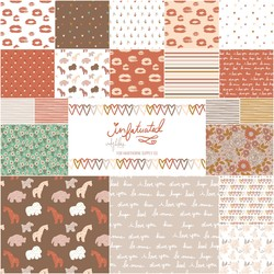 Infatuated Fat Quarter Bundle