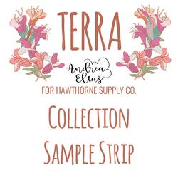 Terra Sample Strip