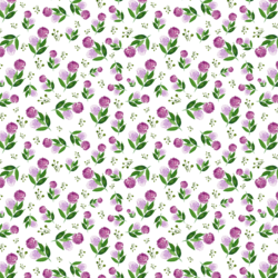 Little Lilacs in Violet