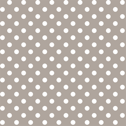 Candy Dot in Taupe