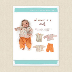 Baby Lullaby Layette Set