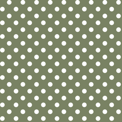 Candy Dot in Olive