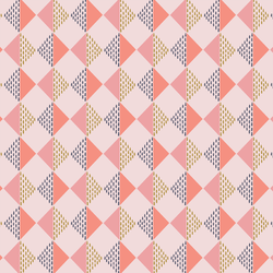 Tiled in Pale Pink