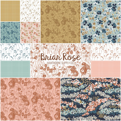 Briar Rose Fat Quarter Bundle Little Scale