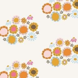 Flower in Cream