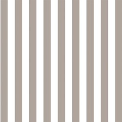 Candy Stripe in Taupe