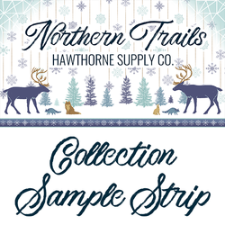 Northern Trails Sample Strip