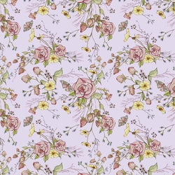 Little Beloved Valentine in Soft Lilac