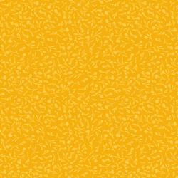 Gorse Floral in Orange