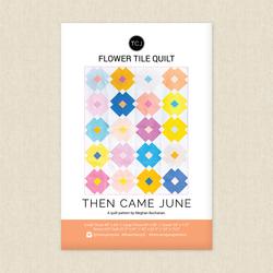 Flower Tile Quilt