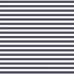 Horizontal Dress Stripe in Ink
