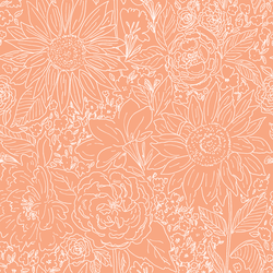 Paperie in Coral Dream