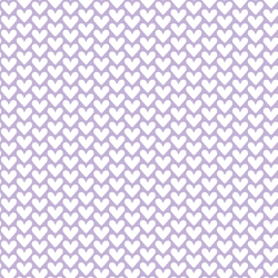 Hearts in Lilac