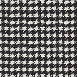Houndstooth XIV in Onyx