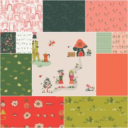 Dew & Moss Fat Quarter Bundle