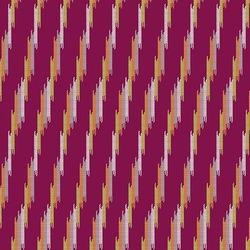 Diagonal in Plum
