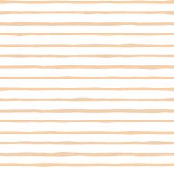 Artisan Stripe in Nectar on White