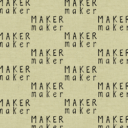 Mini Maker Maker in Dark