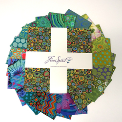 Kaffe Fasset Collective Classics 10 inch Charm Pack in Island
