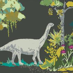 Dinosauria in Sunrise