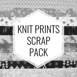 Knit Prints Scrap Pack