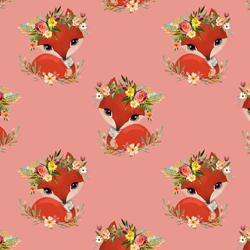 Foxy in Tulip