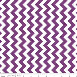 Small Chevron in Purple