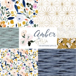 Amber Fat Quarter Bundle