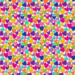 Hearts in Cream