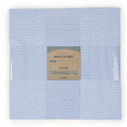 "Cotton and Steel Basics 10"" x 10"" Pack in Cool"