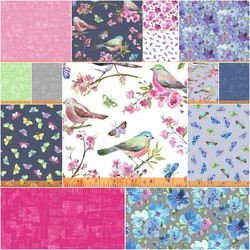 Serendipity Fat Quarter Bundle