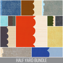 Harriot Half Yard Border Bundle