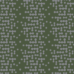 Chemist Rayon in Dark Green