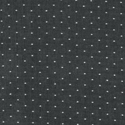 Chambray Dots in Black