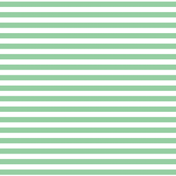 Horizontal Dress Stripe in Sprout