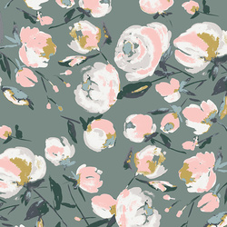 Everlasting Blooms Rayon in Sparkler