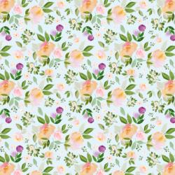 Little Garden Blooms in Dewdrop