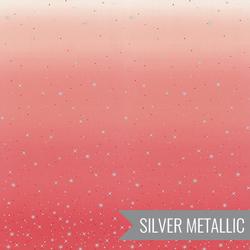 Ombre Fairy Dust Metallic in Hot Pink