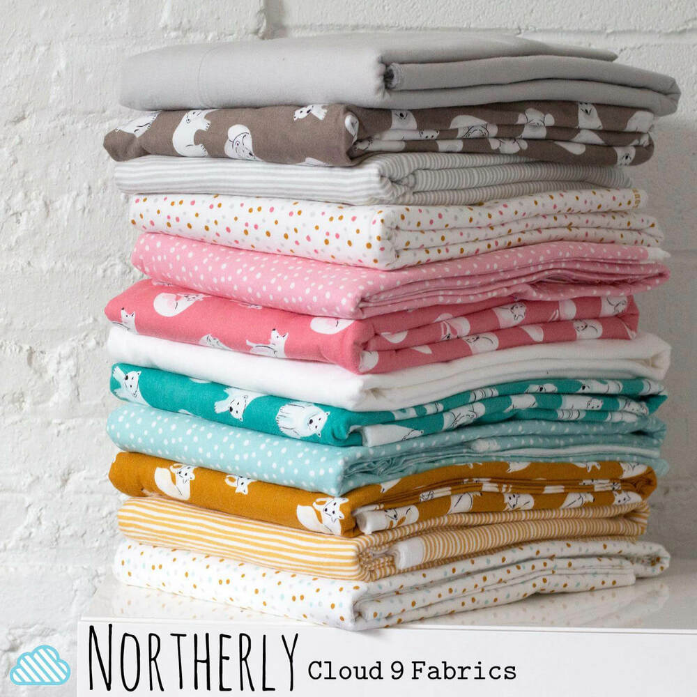 Northerly Flannel Poster Image