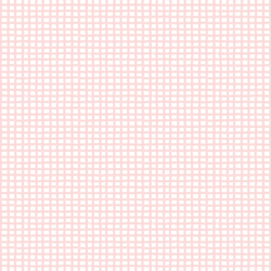 Painted Basket in Pink Sherbert