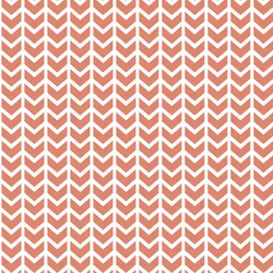 Broken Chevron in Desert Rose
