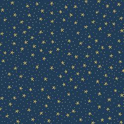 April Skies in Midnight Metallic