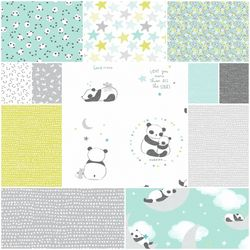 Wide Awake Fat Quarter Bundle
