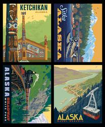 Pillow Panel in Alaska Cities