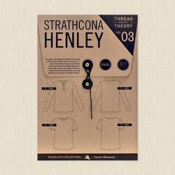 Strathcona Henley T-shirt